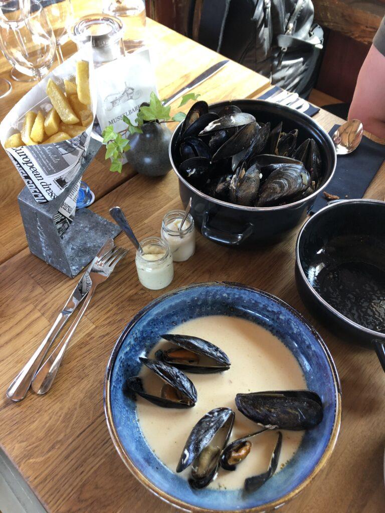 Musselbaren, Bohuslän