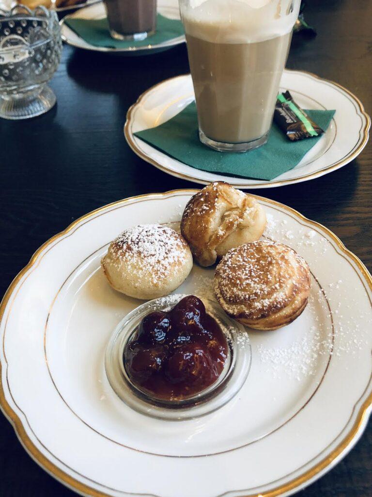 Æbleskiver - duńskie świąteczne tradycje