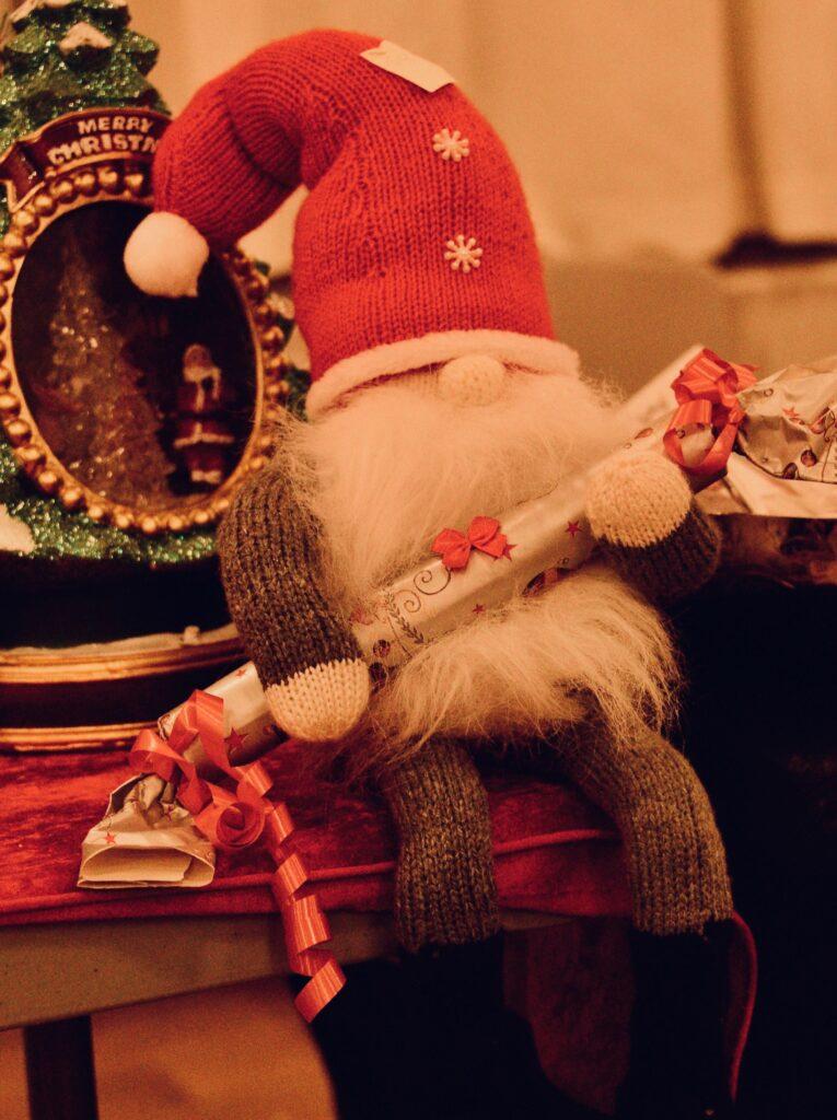 Krasnale Świąteczne