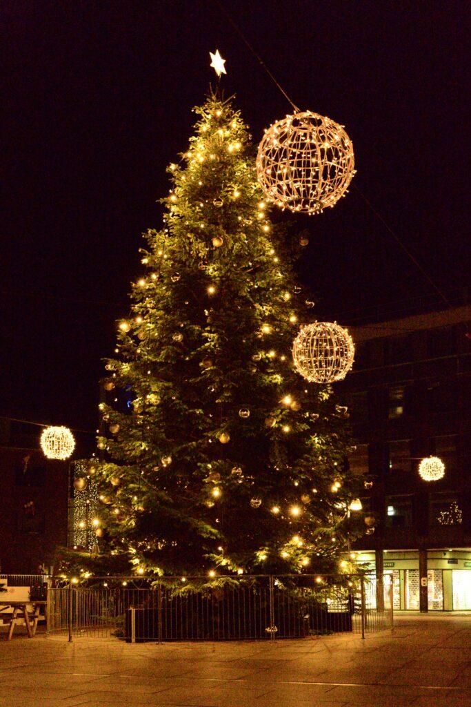 Choinka - duńskie świąteczne tradycje