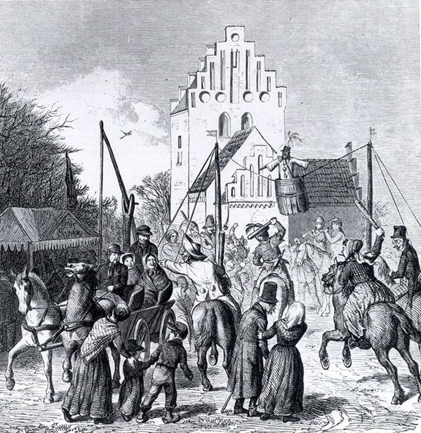 Fastelavn - duńskie ostatki