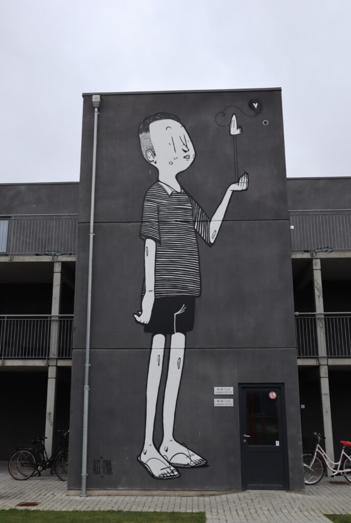 Street Art w Næstved
