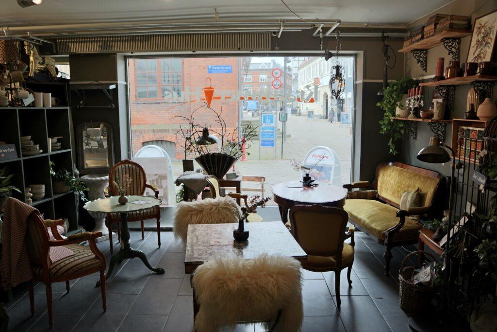 Kawiarnie i restauracje w Næstved