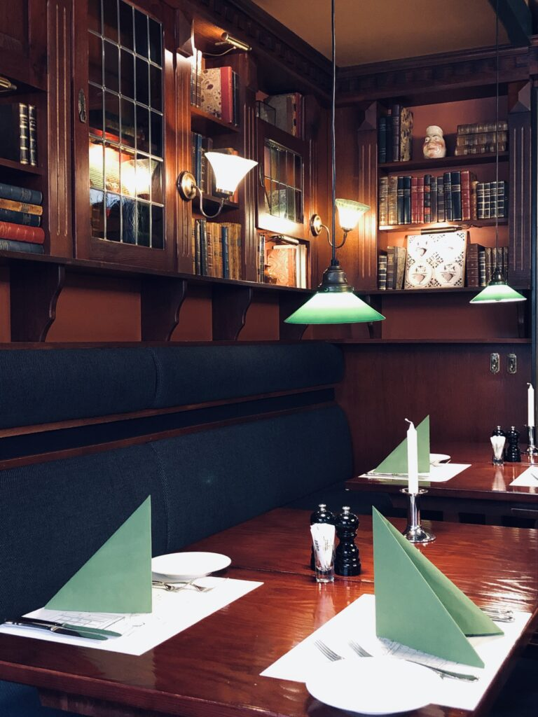 Restauracje w Næstved