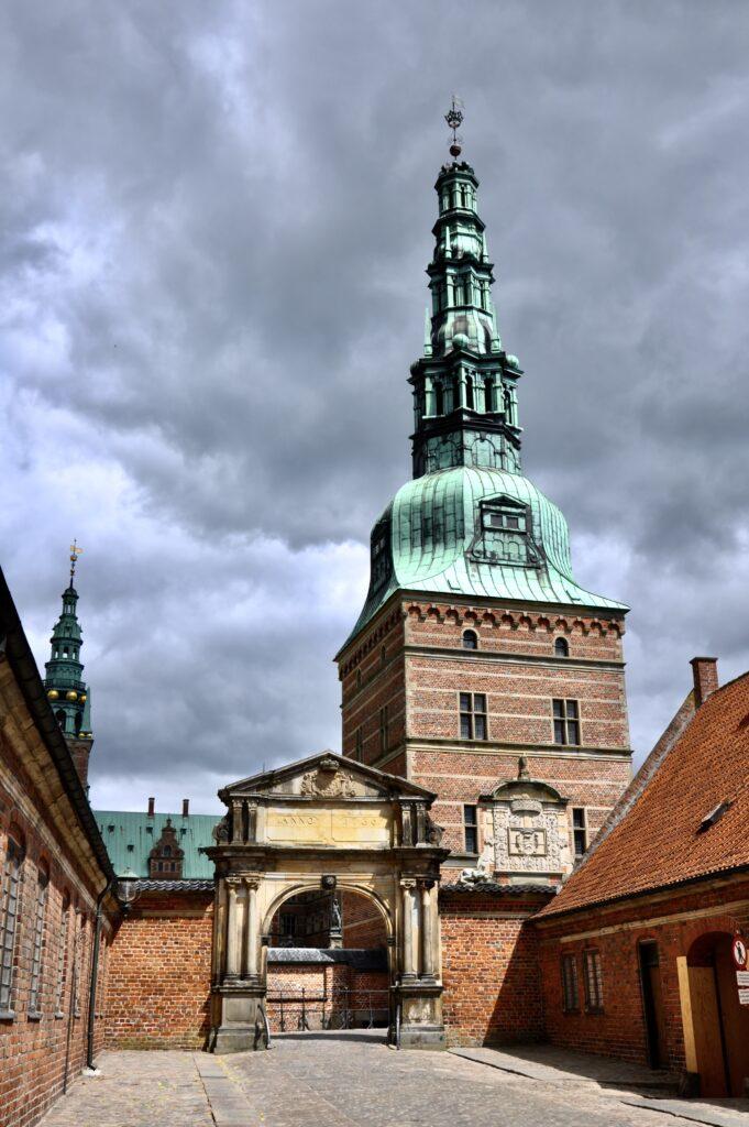 Zamek Frederiksborg w Hillerød,