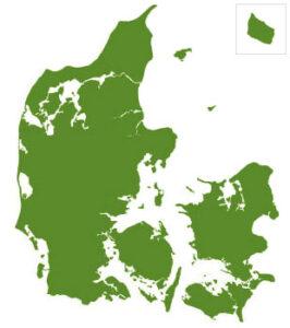 ciekawostki o Danii