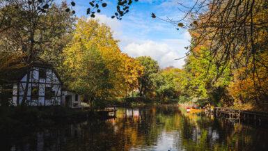 Jesień w Danii