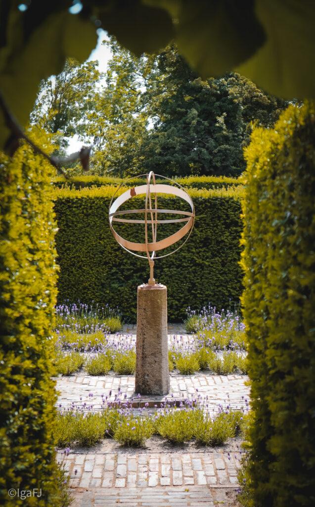 Historyczny ogród botaniczny w Vordinborg'u