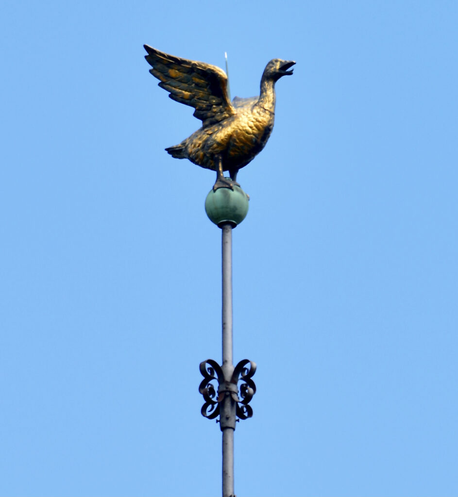 Gåsetårnet i Vordinborg